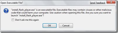 6 Firefox open installer