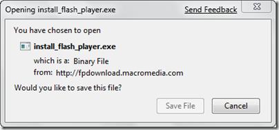 5 Firefox download flash